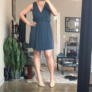 BCBG casual wrap dress